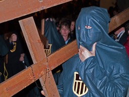 Semana Santa - Easter Processions in Sevilla and Moguer